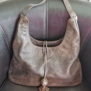 Banana Republic  genuine Hobo  Brown Leather  bag
